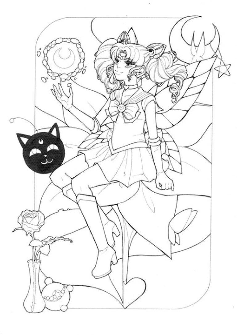 Princesse Sailor Moon Par Dar Chan Imprimer Sailor Moon Sailor