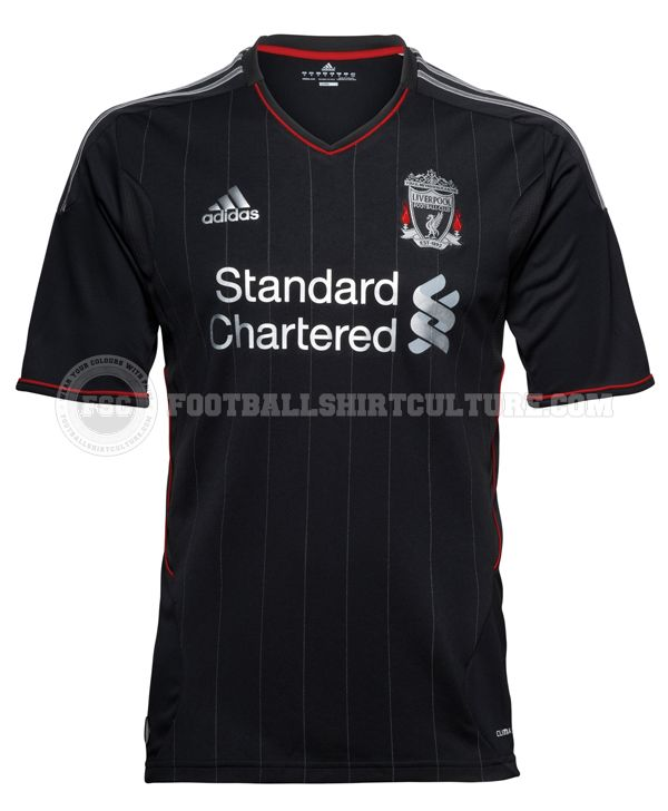 37f4ce9ff66 Liverpool FC 11 12 Adidas Away Kit