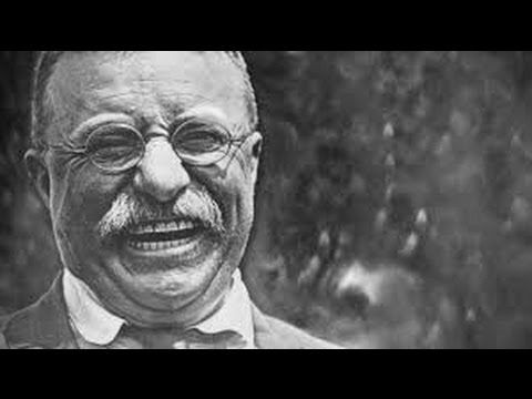 BEST THEODORE ROOSEVELT BIOGRAPHY/DOCUMENTARY | Father Alex