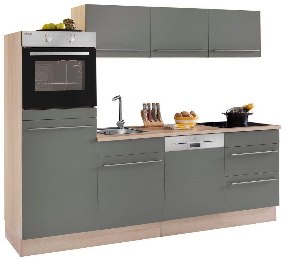 OPTIFIT Küchenzeile »Bern«, (SparSet), mit EGeräten