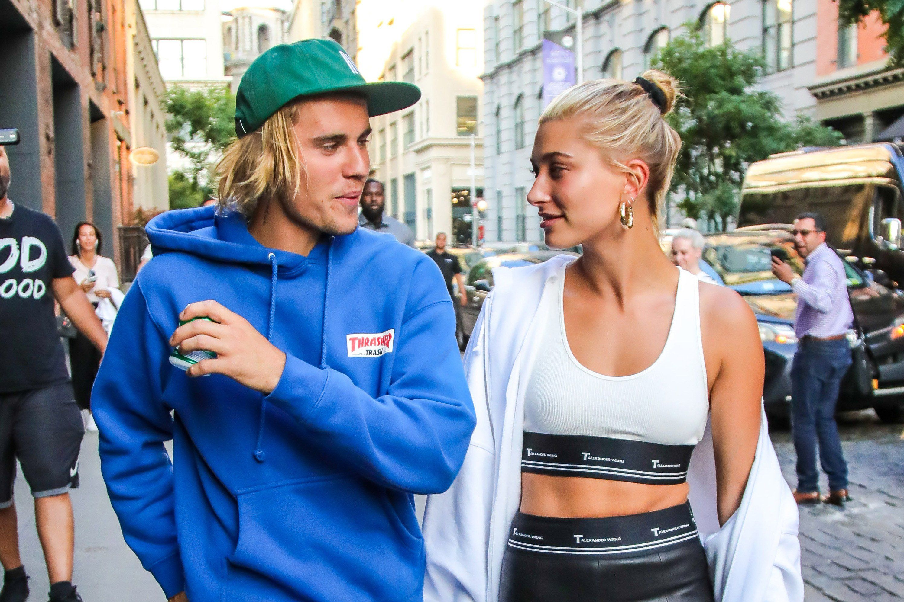 Who is justin bieber dating 2020 nba