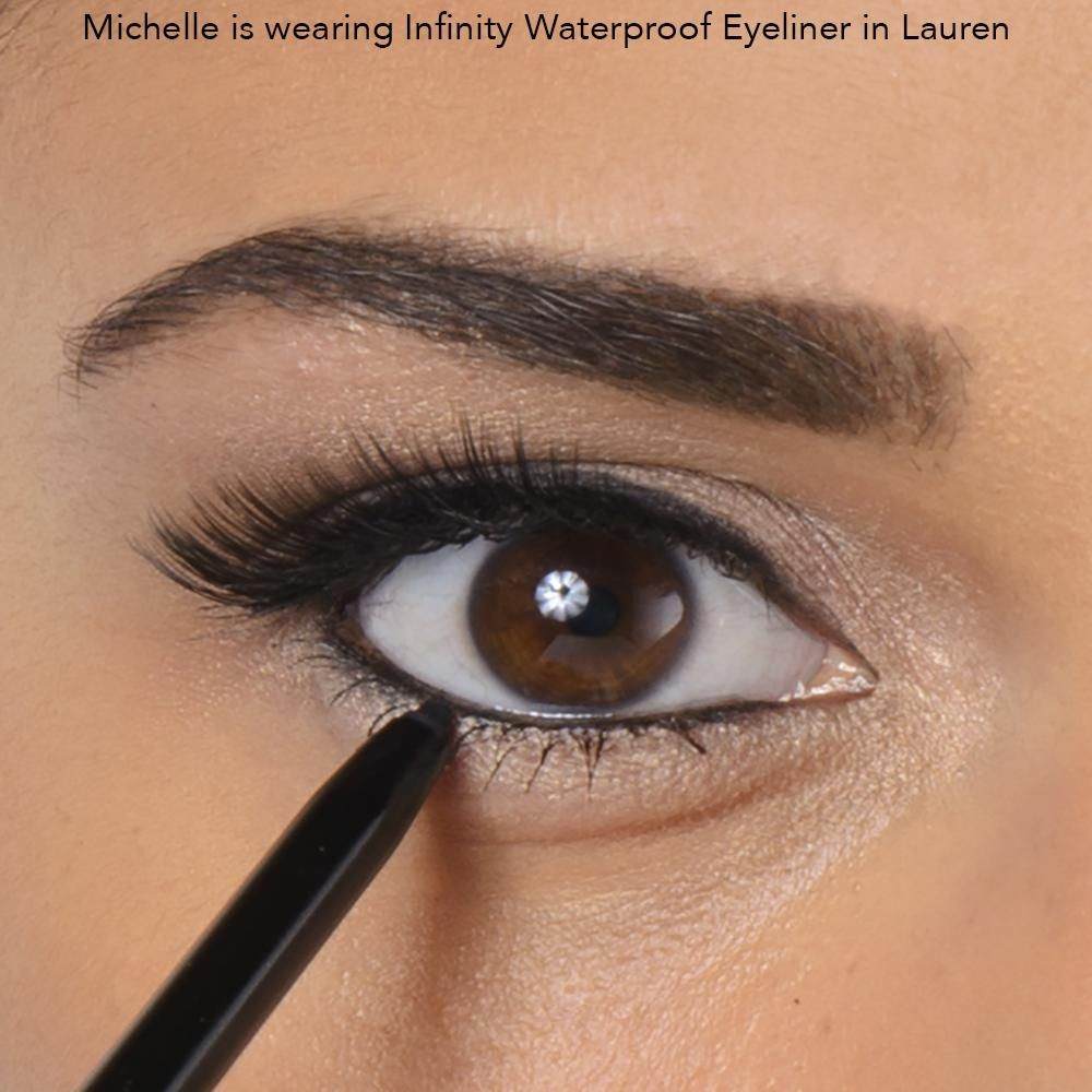 99a1211cc Long lasting waterproof eyeliner glides on smoothly. Contains shea butter