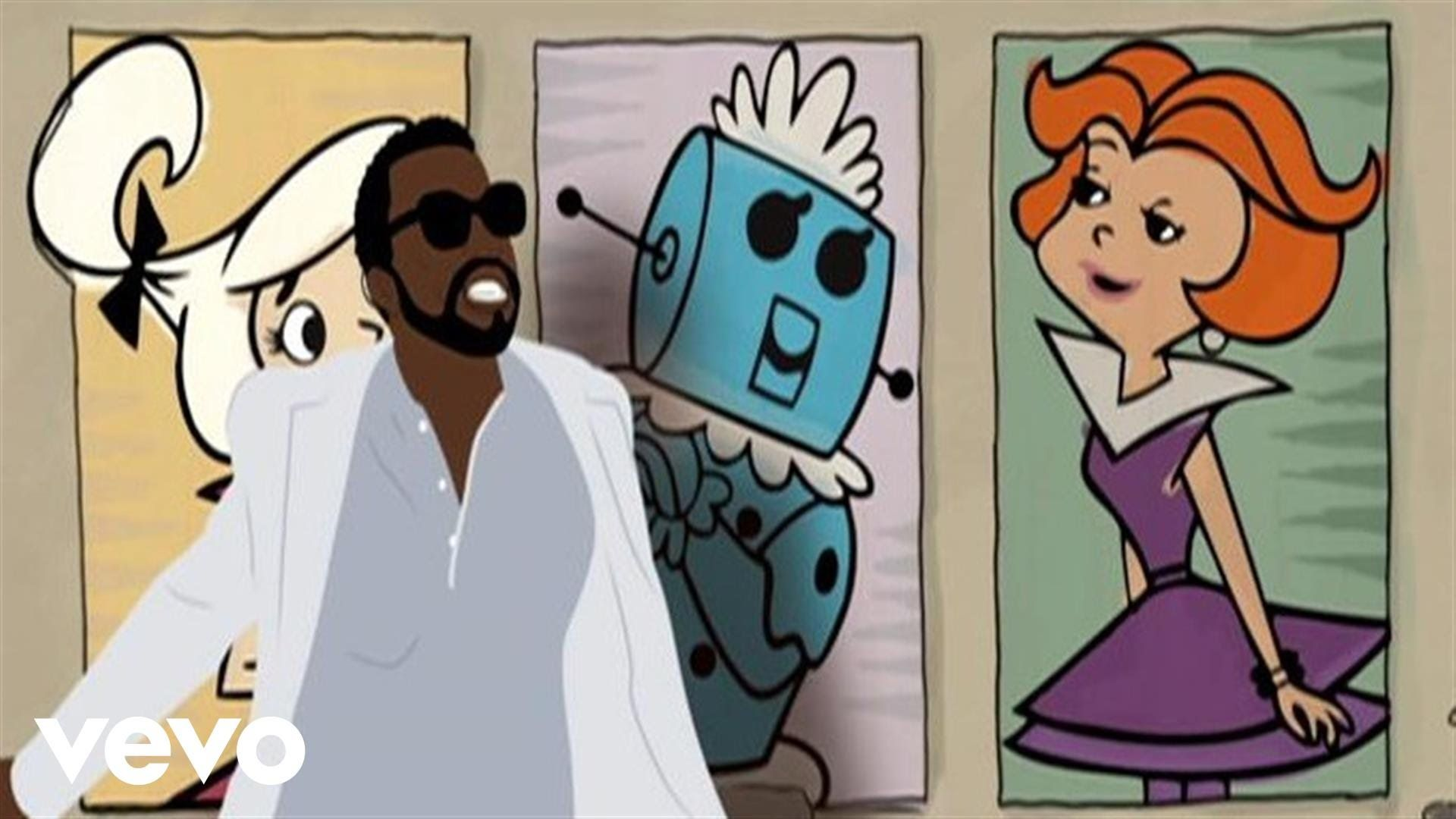 Kanye West Heartless References Andy Warhol S Campbell S Soup Cans And Other Works From Pop Culture Kanye West Kanye Animated Music Videos