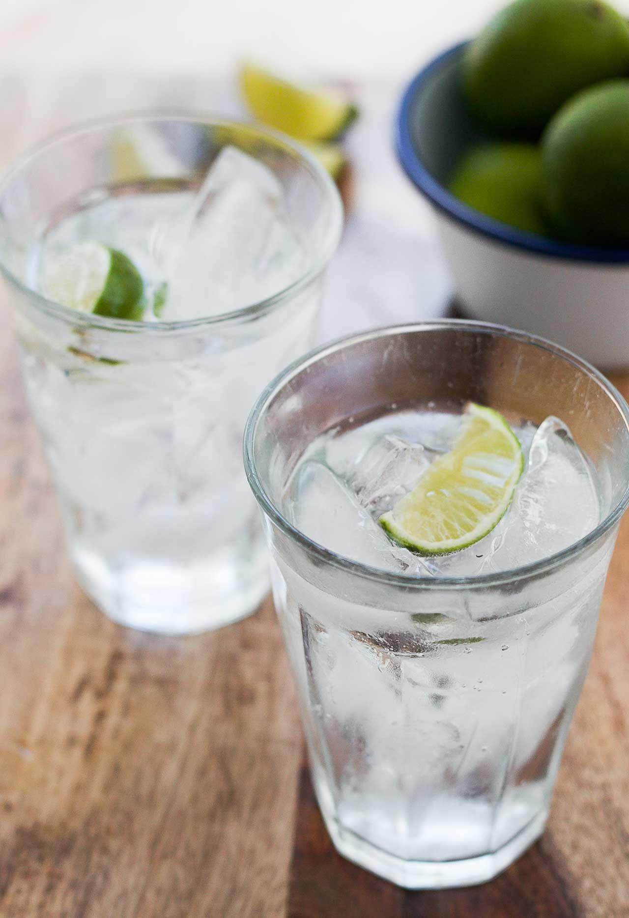 Gin and Tonic Recipe Gin and tonic