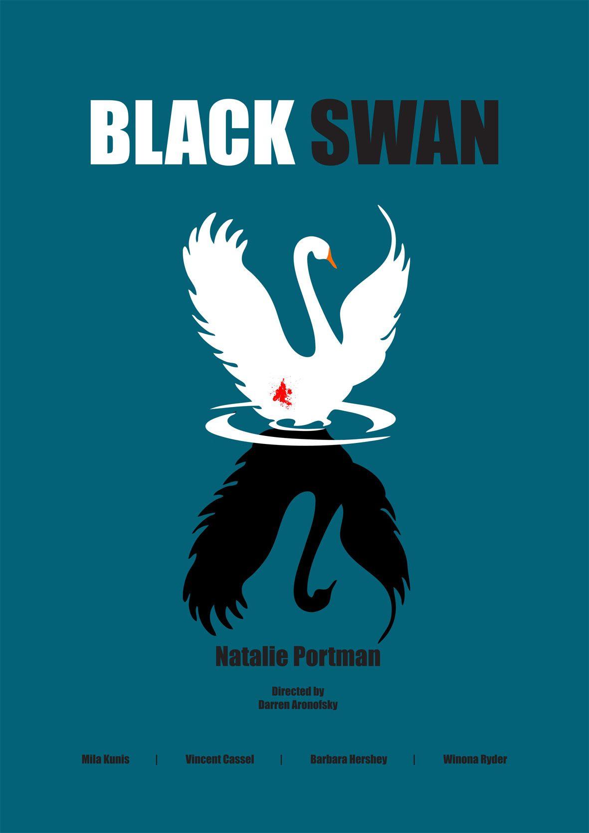black swan alternative film poster 1 alternative film