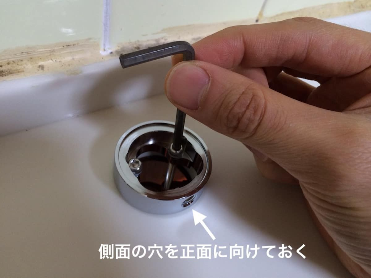 キッチンのシングルワンホール混合栓をdiyで交換する方法 キッチン リフォーム リフォーム Diy