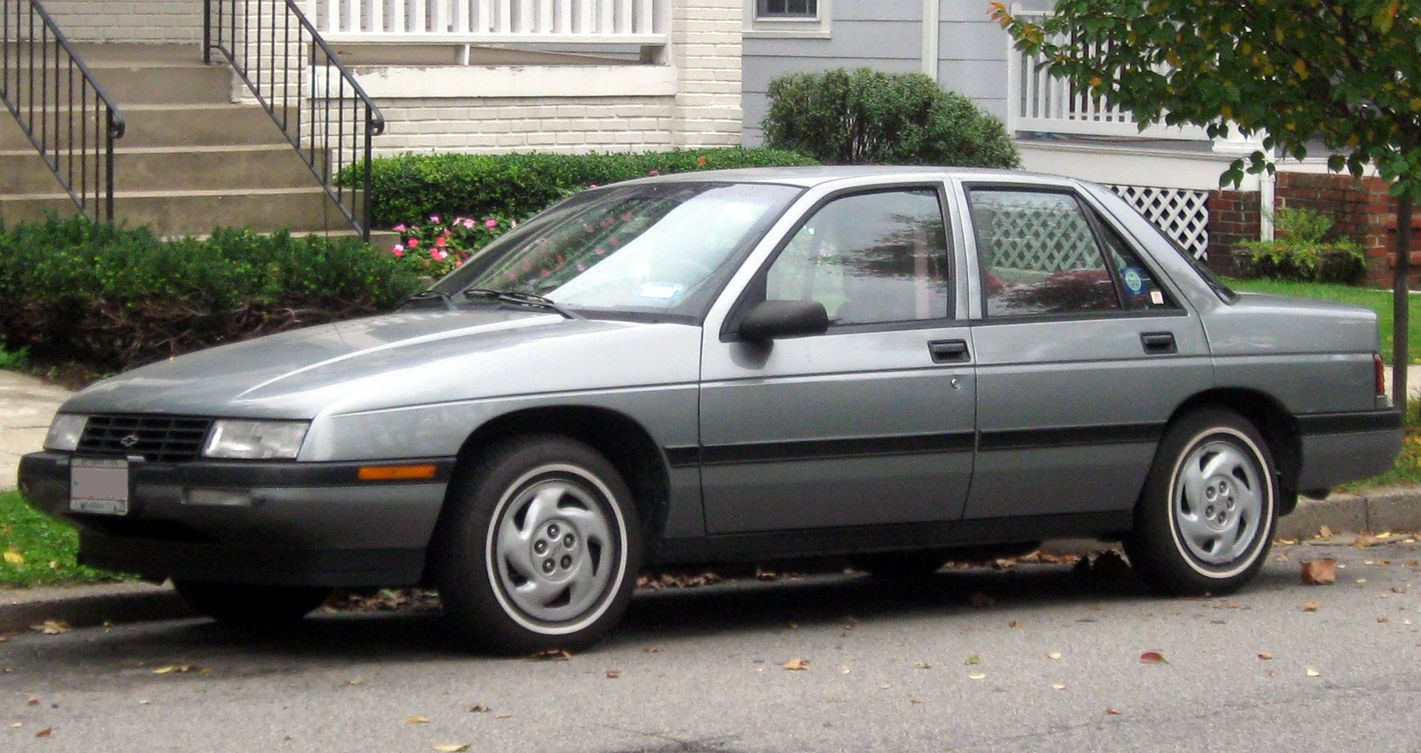 Chevrolet Corsica Informations