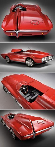 Chrysler XNR concept