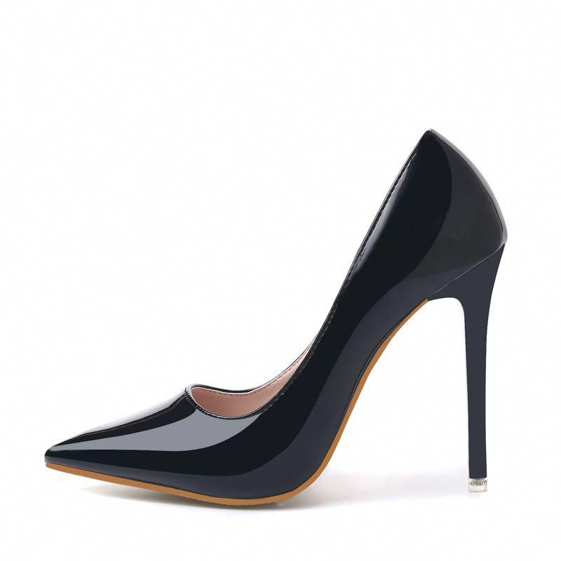Fashion Ladies Wedding Shoes Women Sexy Stiletto Pointed Toe High Heels  Pumps Wedding Party Dress Shoes fee9410dfbd9