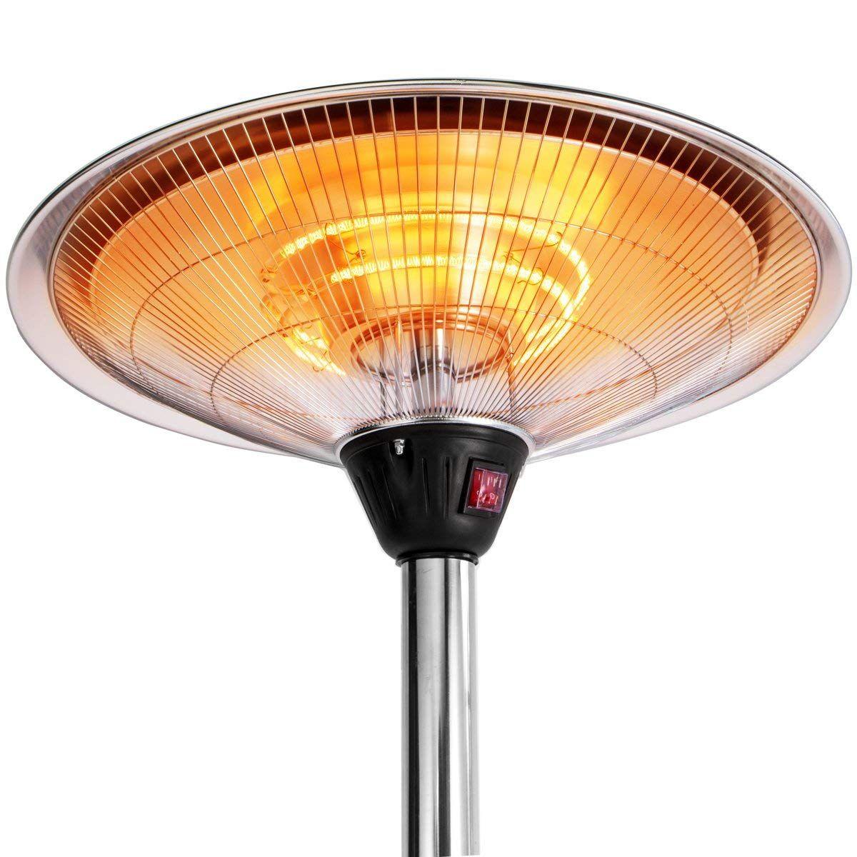 XtremepowerUS Electric 1500 Watt Outdoor Patio Infrared