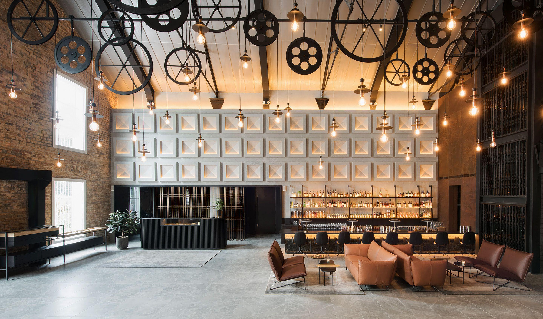 the warehouse hotel interior design, singapore, singapore - design