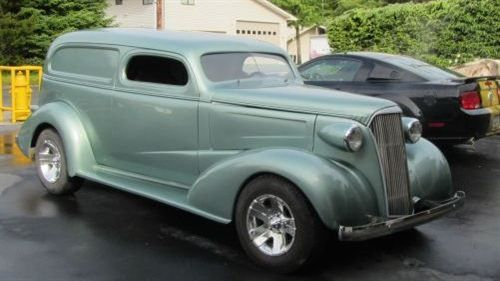 Superior Glass Works - Street Rod Fiberglass and Chassis