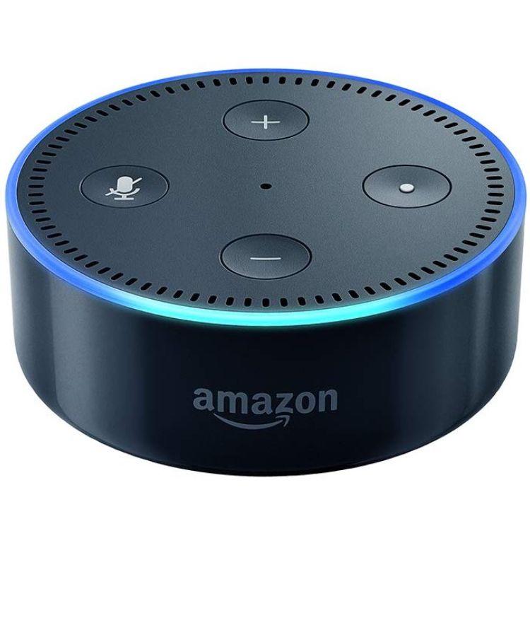 Amazon Alexa Echo Dot 2nd Generation Amazon Alexa Echo Dot Amazon Alexa Alexa Echo