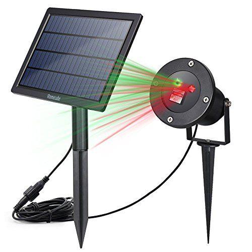 Led Landscape Projector Homecube Moving Solar Lighting W Https Www Amazon Co Uk Dp B01lemszbs Ref C Solar Lights Best Solar Lights Laser Christmas Lights