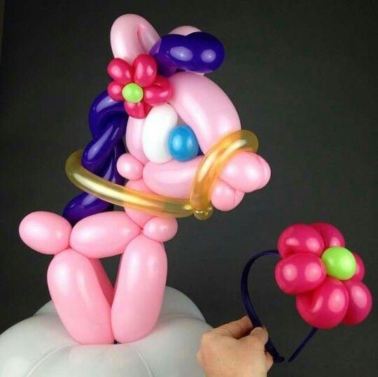 Pin de estelle ballons en Animaux Pinterest Globo, Figuras de