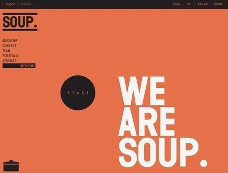35 beautiful simple and minimalist web designs