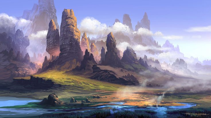 Mt. Saimour By Ferdinand D. Ladera