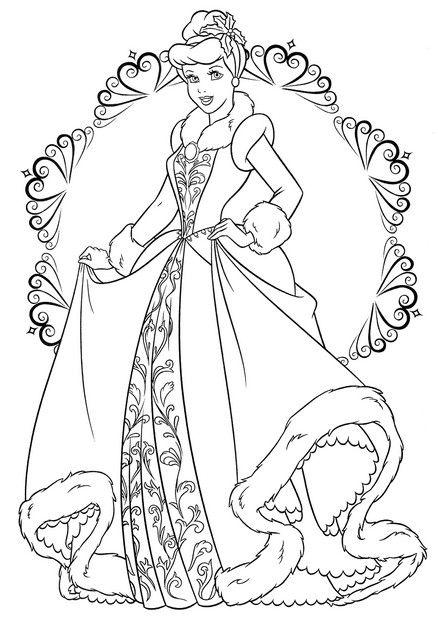 разукрашки принцессы раскраски лошадки раскраски