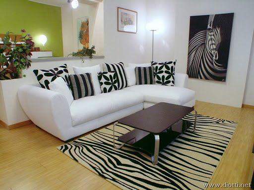 Salas modernas 2013 Imágenes de salas modernas diseño de interiores