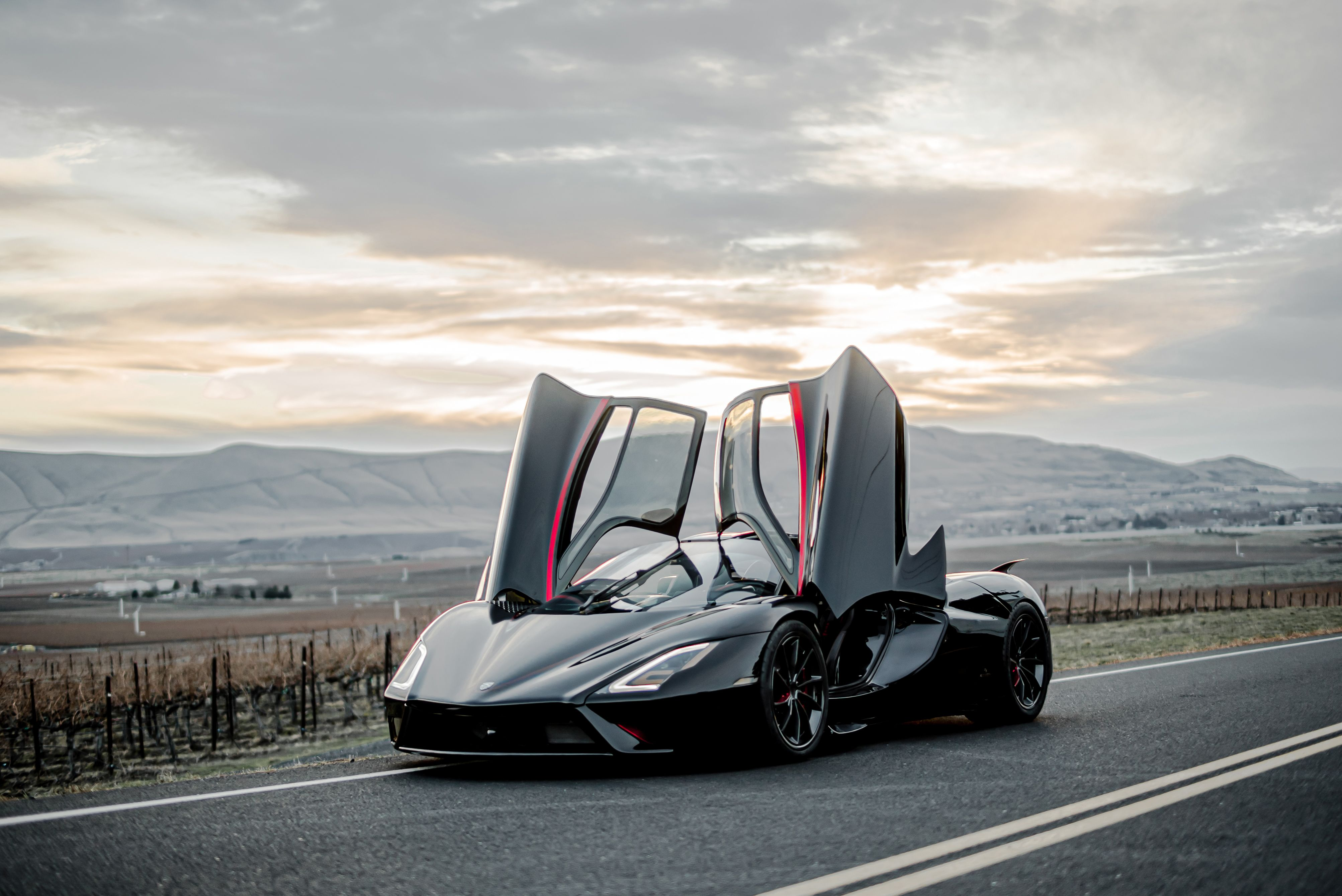 Pin By Carid On Supercars In 2020 Super Cars Tuatara Automotive Design