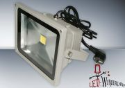 LED Scheinwerfer 30 Watt kaltweiß