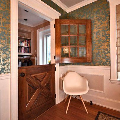 Half door design ideas pictures remodel and decor for Half door ideas