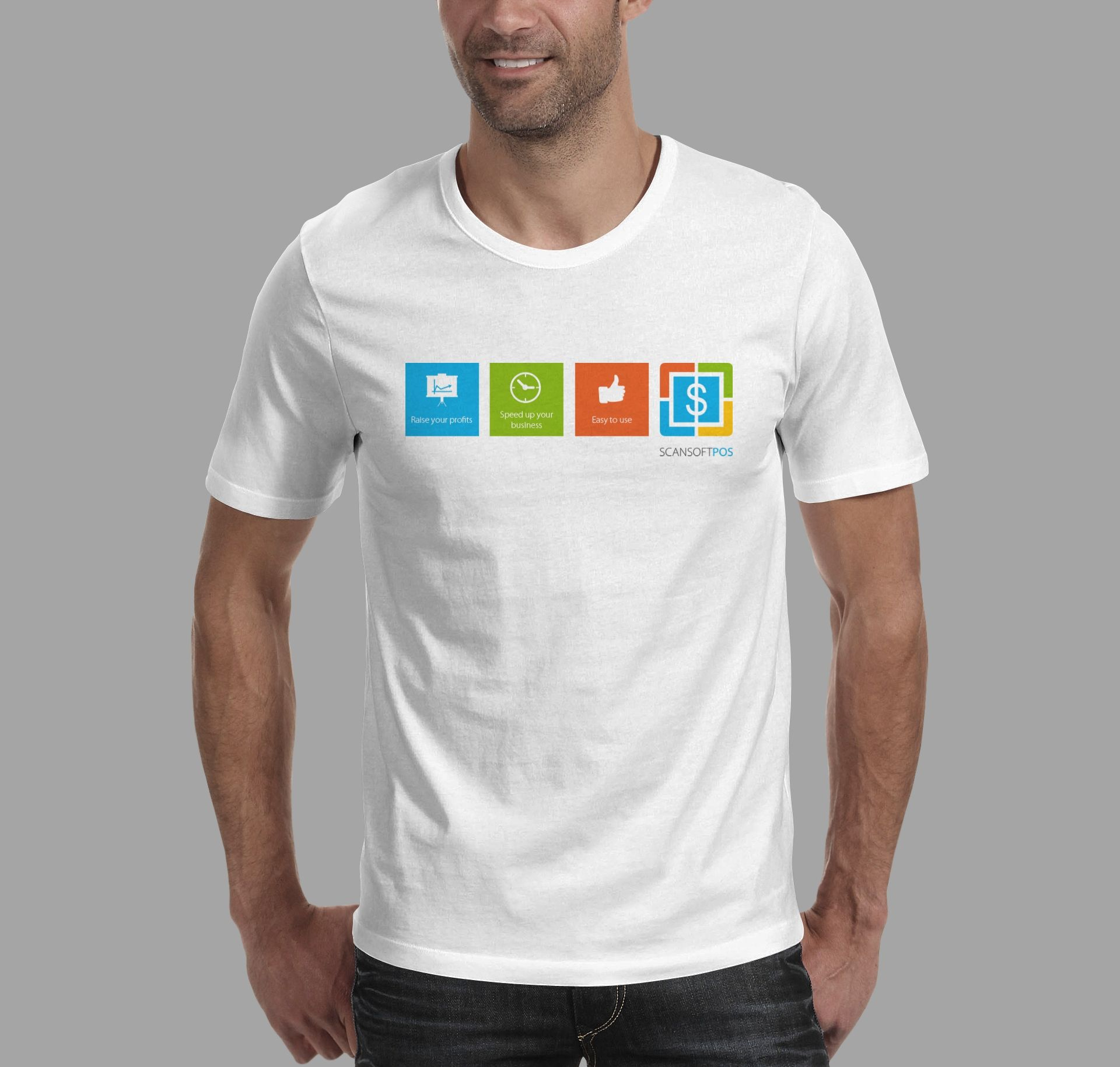 Design your t shirt software - T Shirt Design For Point Of Sale Software T Shirt Design 5 By Hardworx