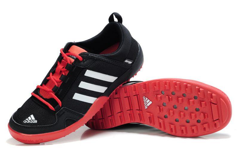 offerta speciale adidas daroga due 11 cc maglie uomini le scarpe sportive in nero