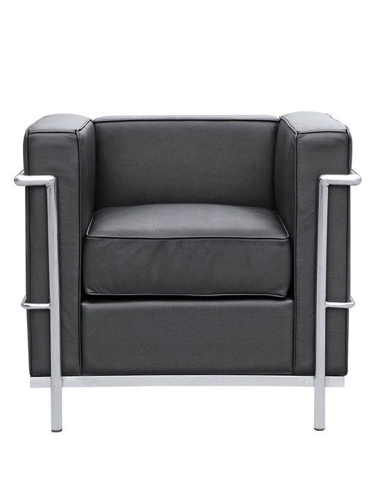 Best Simple Medium Leather Armchair Leather Armchair Modern 640 x 480