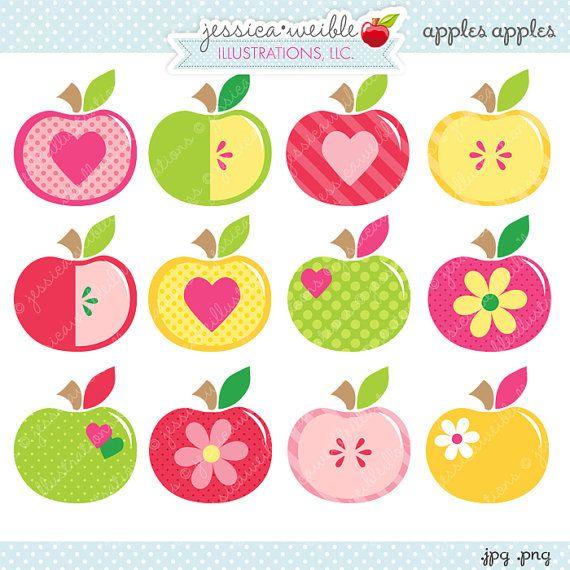 Ten Class Apple Clipart Png - Sets Of Apples Clipart, Transparent Png -  kindpng