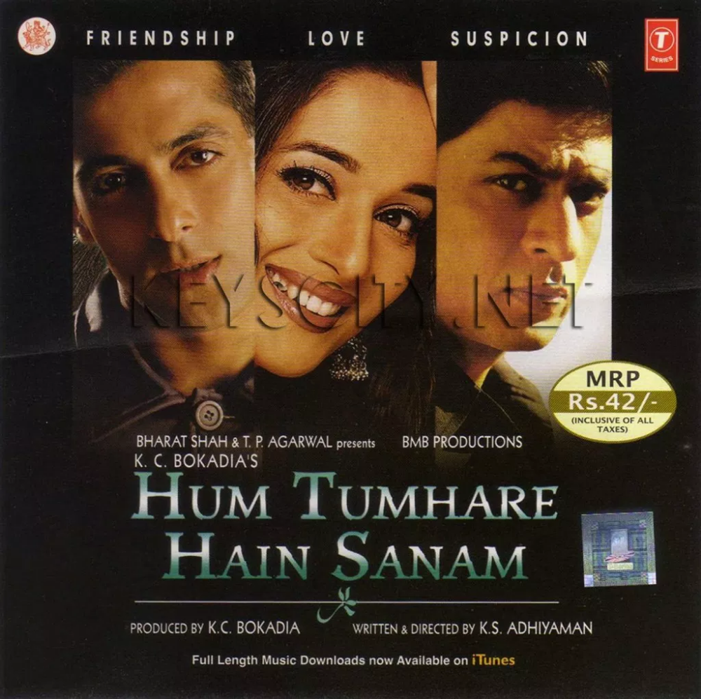 Hum Tumhare Hain Sanam 2002 Flac Old Movies Music Download Artist Album