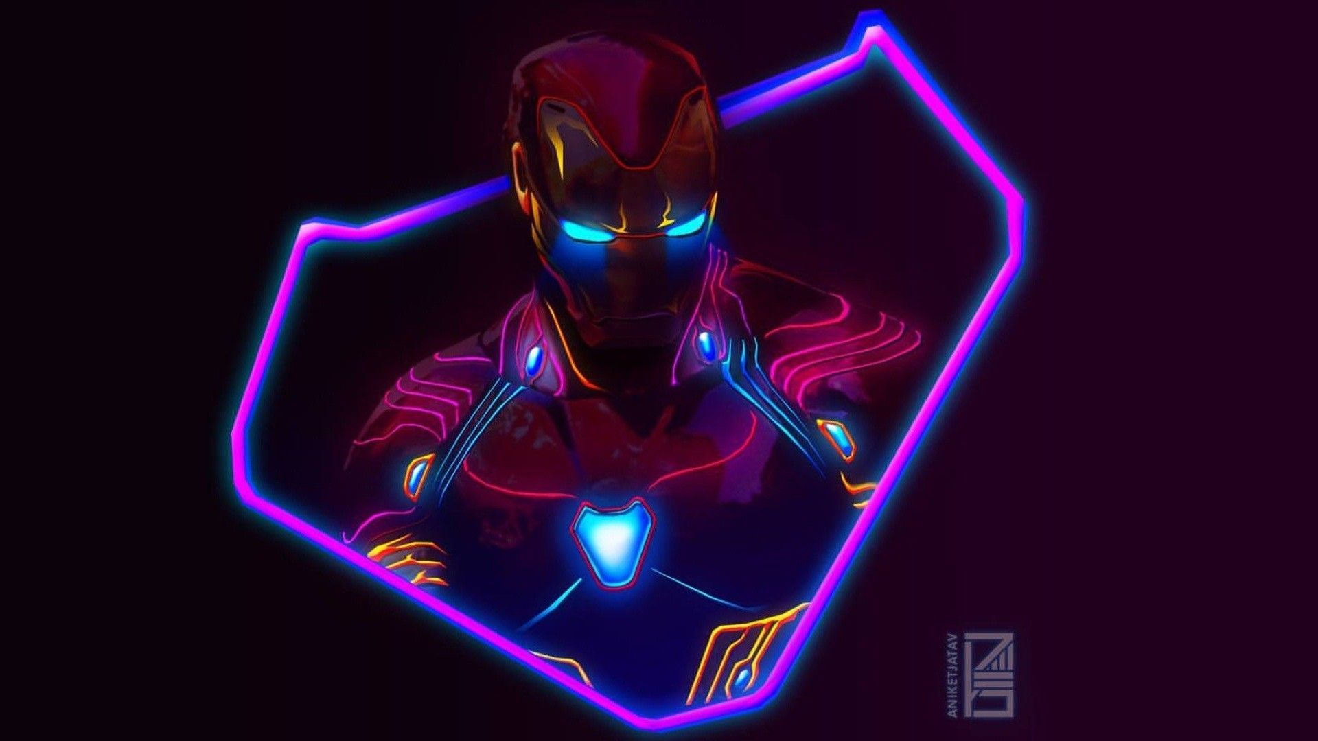 Avengers Infinity War Characters Wallpaper   Best HD Wallpapers   Wallpaperscute   Avengers ...