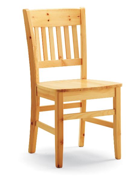 Sedia legno cucina - Legno massiccio | Sedia legno, Sedia ...