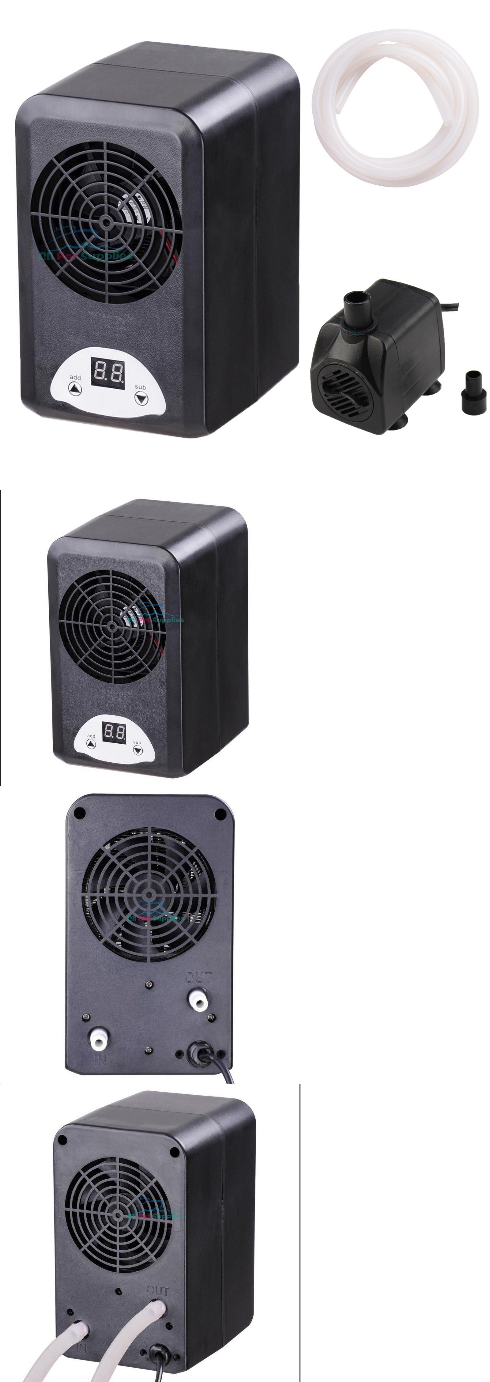 Heaters and Chillers Aquarium Thermostat Chiller Heater