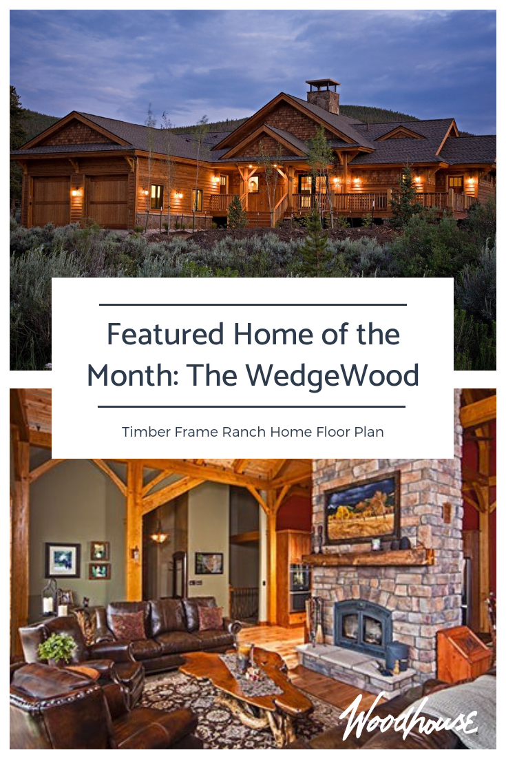 Featured Home of the Month: The WedgeWood | Ranch home floor ... on