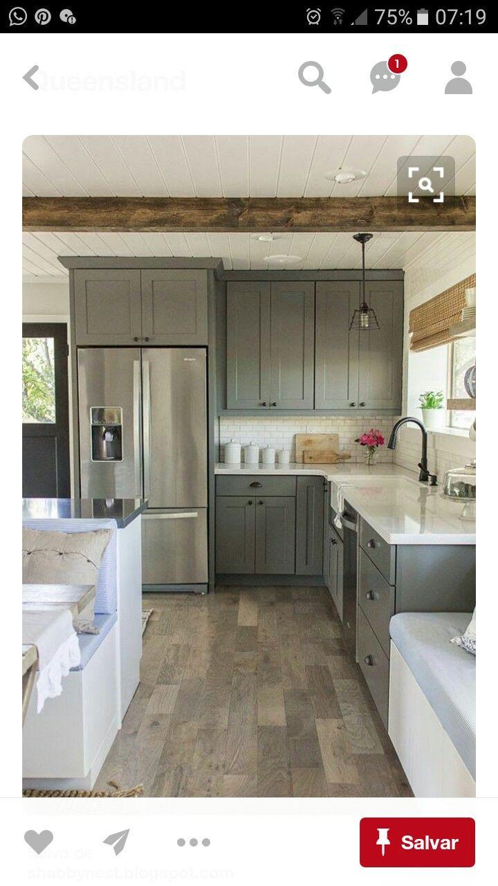 Pin von Adam Grey auf Kitchen 2019 | Pinterest | Ideen für die Küche ...