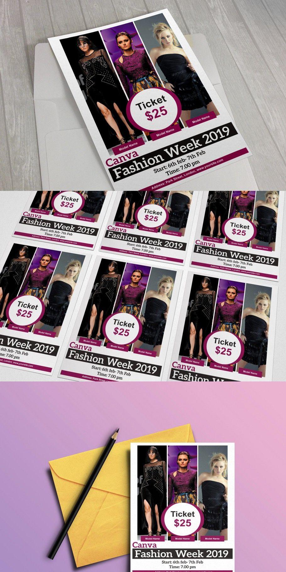 Fashion Show Invitation Card Fashion Show Invitation Invitation Cards Invitation Flyer