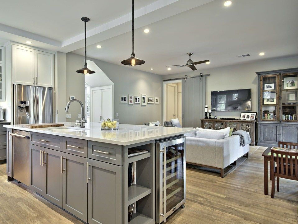 Inside 48 Stunning Abodes On Austins Tour Of Remodeled Homes Intended Extraordinary Austin Kitchen Remodeling