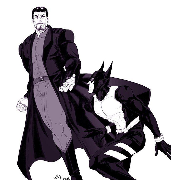 탈주하트닌자 마에 в Твиттере: «갓앤몬 슈퍼맨&배트맨 https://t.co/SpeZY3ePLw»