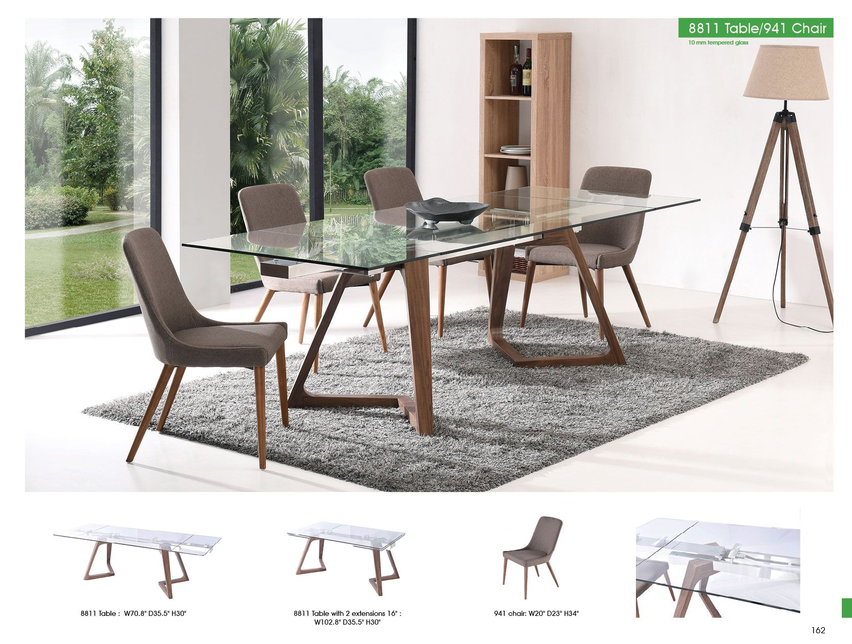 Esf 8811 Dining Table Furniture Dining Table Extendable Dining Table Dining Table