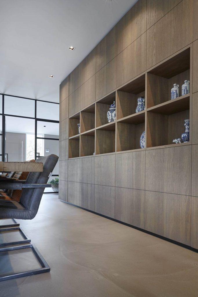 Wonderbaarlijk Design Kasten op Maat - Houtwerk Hattem Kasten (met afbeeldingen TV-09