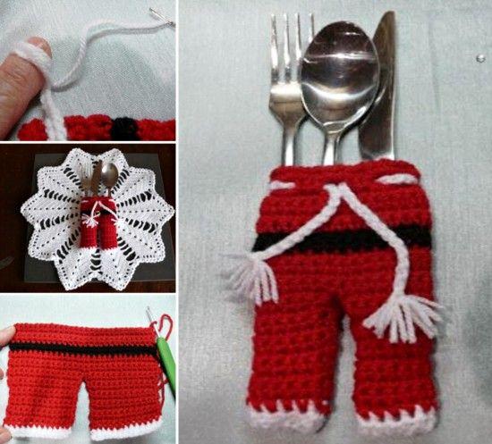 Free Christmas Crochet Patterns | Weihnachtsschmuck, Weihnachten und ...