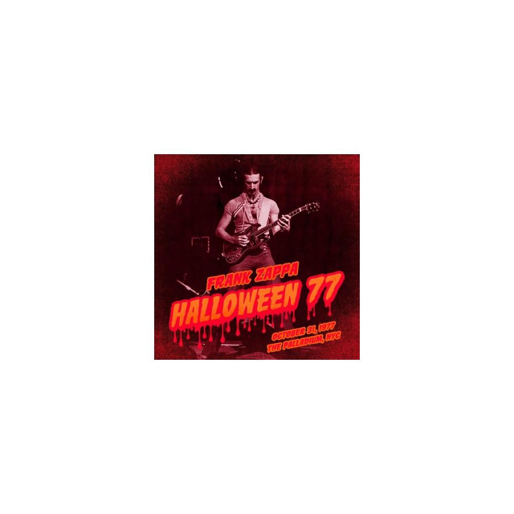 Frank Zappa - Halloween 77 (CD)   Products   Frank zappa