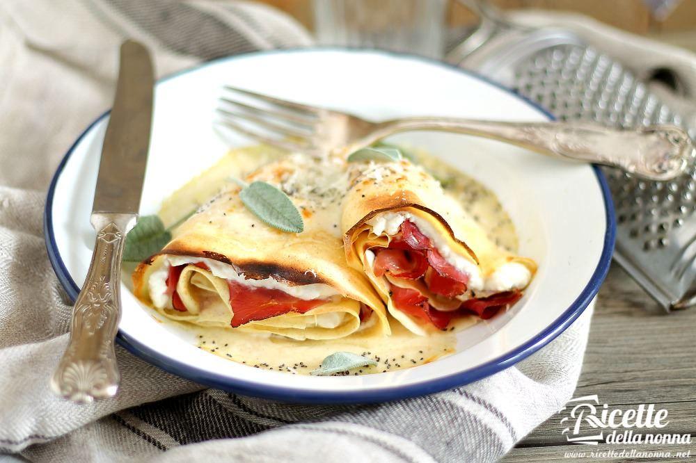 6aa745cd783feee57e421ecd9d66fb3d - Crepes Salate Ricette Della Nonna