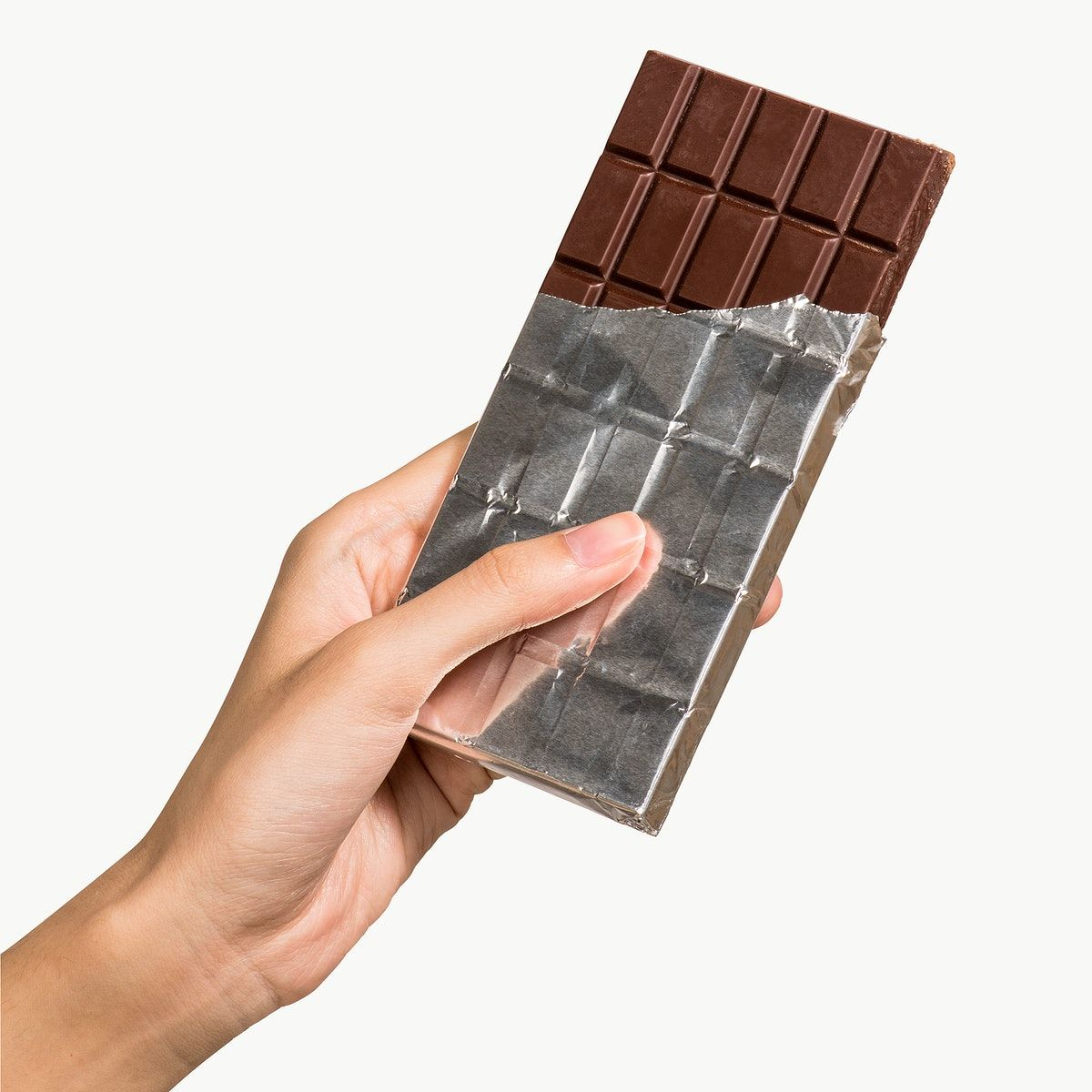 Hand Holding A Chocolate Bar In A Foiled Package Design Element Free Image By Rawpixel Com Jira Chocolate Bar Chocolate Chocolate Banana Milkshake