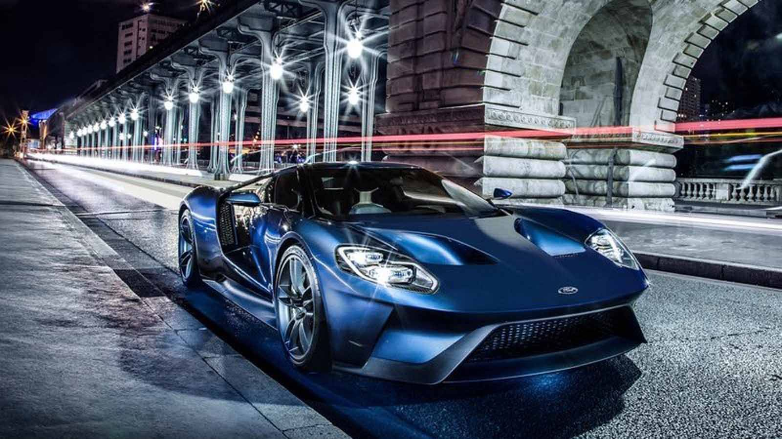 Ford Gt Specs Finally Released Supercar Barges Into Ferrari