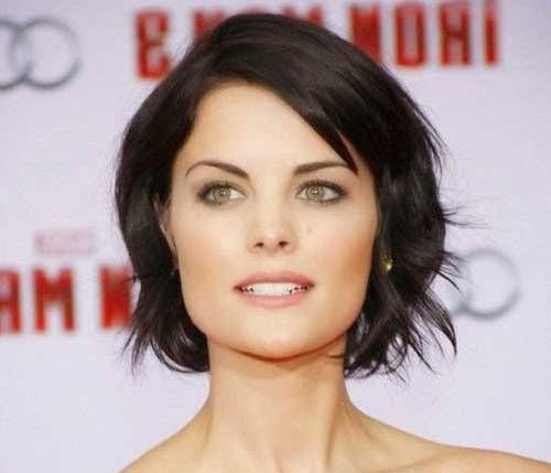 Layered Haircuts For Square Faces: Fine Layered Hair Bob For Short Hair