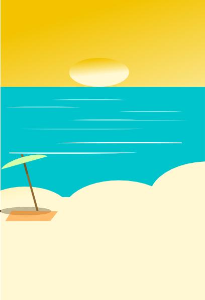 beach backgrounds clip art beach background 4 clip art vector