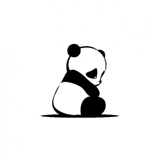 // theme divider 1/3 (hopefully i actually stick with a theme) people usually put blank pics as dividers to keep it minimal but ill add just a little detail to it so here is a representation of me being sad over the littlest things like over a 100 times a day yep i get hurt so easy pic found on pinterest #panda #pandas #cute #kawaii #theme #themedivider #drawing #aesthetic #blackandwhite #sad #sadquotes #bnw #cutedrawing #art #artistic #peopledrawing #people #drawing #simple