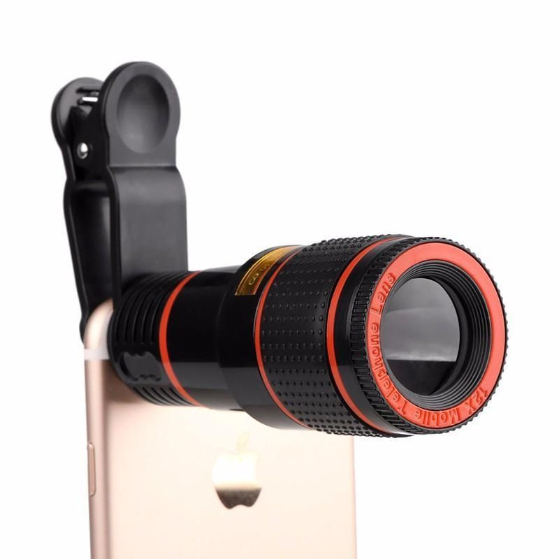 Hd12x Zoom Lens Cell Phone Camera Phone Camera Lens Sony